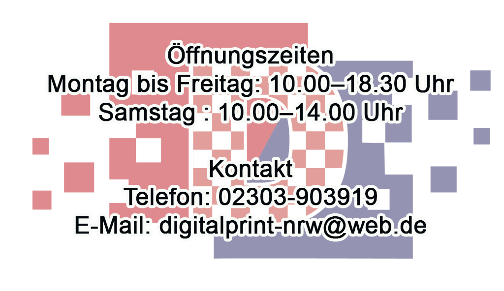 Digitalprint NRW
